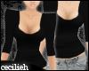 ! black elegance top