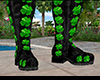 4 Leaf Clover Boots (M)