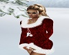Christmas Red Outfit