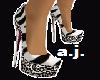zevra pumps *AJ*