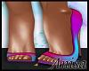 AN!Lace Shoes R*