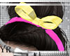 Kid Cupcake HeadBand Bow