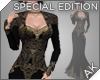 ~AK~ Royal Dress: Onyx