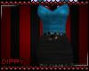 Blue Strapless Dress