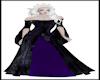 Blk Fur and Purple Medie
