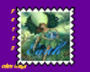 earth farie stamp