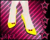 JX Snow White Shoes