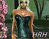 HRH Lizard MermaidTeal