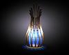 ~MG~ Blue Floor Lamp