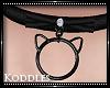 ☠ Kitty Choker M