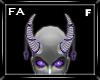 (FA)ChainHornsF Purp3