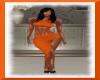 Sassy N Classy Orange
