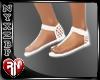 Indian Sandal in White