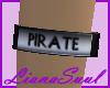 Pirate Armband