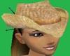 **SA71**Straw Cowboy Hat