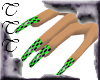 TTT Toxic Checker Nails