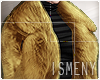 [Is] Fur Coat Gold