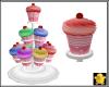 C2u Cupcake Tower