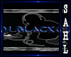 LS~DJ BLACKOUT SIGN