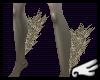 [S]Artic Foxx Leg Fur