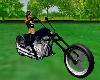 Blue Lava Bike