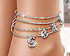 CUTE DIAMOND ANKLET