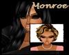 monroe-Brwn/blnd mix