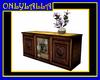 Renaissance low cabinet