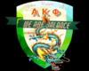 AKΦ 3D Crest