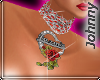 'JZ' Jazmin Necklace