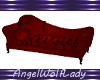 [A] Red Tiger Chaise