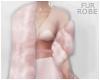 [Lona Robe-Pink Fur