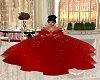 Red Wedding Dress RLL