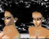 black outofcontrol hair