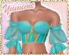 [Y] Sultaness Top Blue