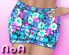 *NoA*Flower Mini Skirt 4