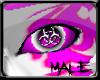 [GEL] *REQ Pink Rave Eye