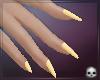 [T69Q] Nails Yellow