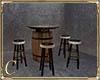 .:C:. Barrel Table