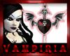.V. Vampire Ruby Pendant