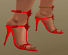 Dainty Red Shoes
