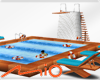 [Mi] Paneled Dive Pool