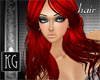 :kg carina hair-red