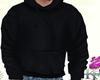 KF*Hoodie BLACK