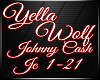 Yella Wolf Johnny Cash