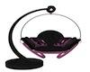 Pink Black Cuddle Swing