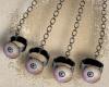 ✔ Eyeball ring chains
