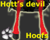 Hott's Devil hoof