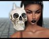 Voodoo +horned skull