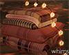 Fall Pillow Seat Lights